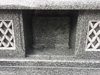 特許墓石あかり